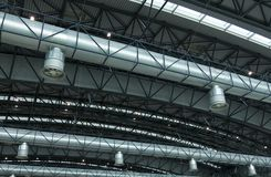 Air Ducts Stock Images
