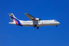 Air Europa ATR 72 Royalty Free Stock Photos
