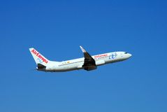 Air Europa Boeing 737-800. Stock Photos