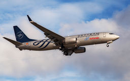 Air Europa SkyTeam Boeing 737 Foto de Stock