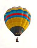 air färgrikt varmt för ballong Royaltyfri Bild