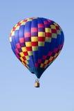 air färgrikt varmt för ballong Royaltyfri Foto