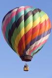 air färgrikt varmt för ballong Arkivfoton