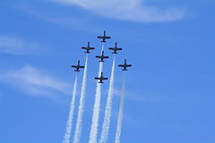 Air Festival Royalty Free Stock Image