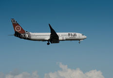Free Air Fiji Boeing 737-800 Stock Image - 43156571
