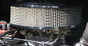 Air Filter. Cars air filter Stock Photography