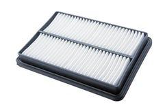 Air filter, auto spare part Stock Photos