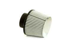 AIR FILTER. CAR AIRFILTER FOR CATALOGUE AND POSTERS royalty free stock photography