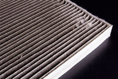Air filter car Royalty Free Stock Photography