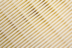 Air filter closely Royalty Free Stock Images