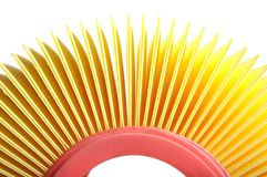 Air filter detail Stock Images