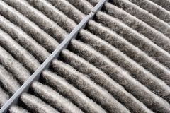 Air filter Royalty Free Stock Images