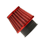 Air filter for motorcycle Stock Images