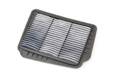 Air filter spare part Stock Photos