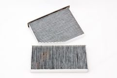 Air filters Stock Image