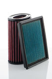 Air filters Royalty Free Stock Image