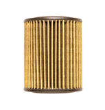 Air filters for use industrial and car on white isolate with cli Stock Image
