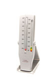 Air Flow Meter Royalty Free Stock Images