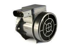 Air flow sensor Royalty Free Stock Photos