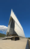 Air Force Academy Chapel Royalty Free Stock Photography