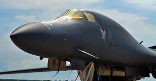 Air Force B-1 `Bone`-`Lancer` Bomber Stock Photos