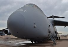 Air Force C-5 Galaxy Royalty Free Stock Photo