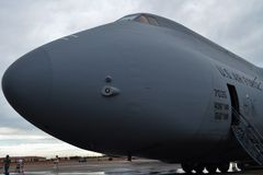 Air Force C-5 Galaxy Stock Photography