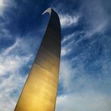 Air Force Memorial Royalty Free Stock Photography
