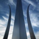 Air Force Memorial Stock Images