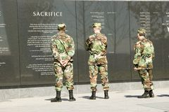 Air Force Memorial Royalty Free Stock Photos