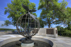 The Air Force Memorial in Ottawa, Canada Stock Photography