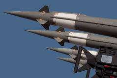 Air force missile-6 Stock Photo