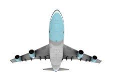 Air Force One изолировало Стоковое Изображение RF