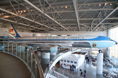 Air Force One Fotos de archivo