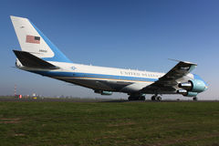 Air Force One Foto de Stock