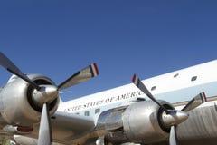 Air Force One Fotografia de Stock