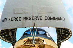 AIR FORCE RESERVE COMMAND Royalty Free Stock Image