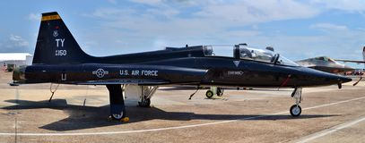 Air Force T-38 Talon Stock Photography