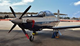 Air Force T-6 Texan II Stock Image