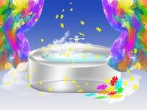 Air frais Image libre de droits