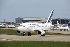 Air France Royalty Free Stock Photo