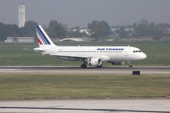 Air France Arkivfoto