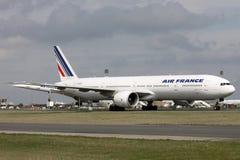 Air France Fotografering för Bildbyråer