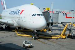Air France A380 Foto de Stock