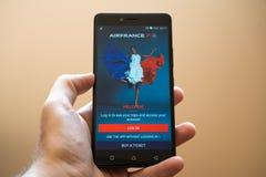 Air France Foto de Stock