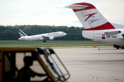 Air France Imagens de Stock