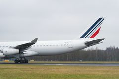 Air France Airbus Imagens de Stock