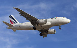 Air France Airbus A319 Fotografia de Stock