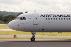 Air France Airbus A321 Imagem de Stock