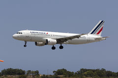 Air France Airbus A320 Imagem de Stock